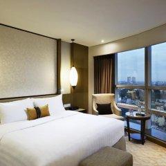 Отель Melia Hanoi 5* Номер Делюкс с различными типами кроватей фото 4