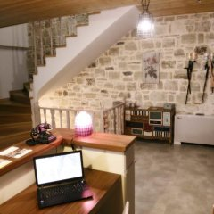 Отель Asion Lithos Улучшенные апартаменты с различными типами кроватей фото 14