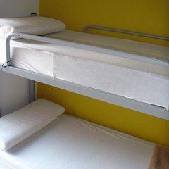 Center Valencia Youth Hostel Кровать в общем номере с двухъярусной кроватью фото 18