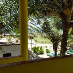 Отель Happy Beach Inn and Restaurant балкон