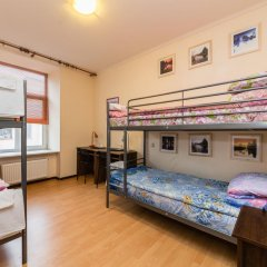 Krasny Terem Hotel 3* Кровать в мужском общем номере фото 7