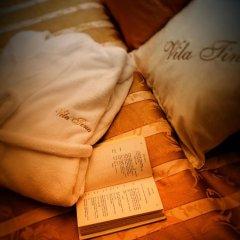 Hotel Vila Tina 3* Стандартный номер с двуспальной кроватью фото 17