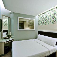 Отель Prestige Suites Bangkok Улучшенный номер фото 4