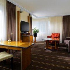 Гостиница Шератон Палас Москва 5* Представительский люкс с различными типами кроватей фото 9