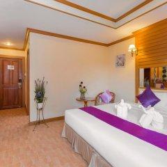 Отель Bangkok Residence 2* Улучшенный номер с двуспальной кроватью фото 4