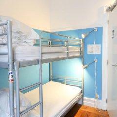Rivoli Cinema Hostel Кровать в общем номере двухъярусные кровати фото 6