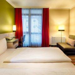 Leonardo Hotel & Residenz München 3* Номер Комфорт с различными типами кроватей фото 7