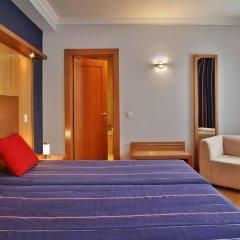 Отель America Diamonds 3* Стандартный семейный номер с двуспальной кроватью фото 3