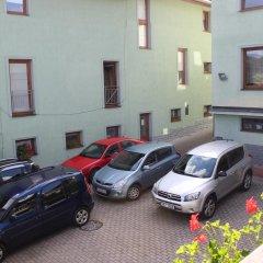 Отель Pension Lukas парковка