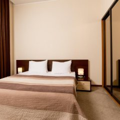 Апартаменты Senator City Center Улучшенный номер с различными типами кроватей фото 8
