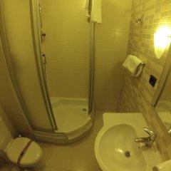 Отель Beceren Café ванная
