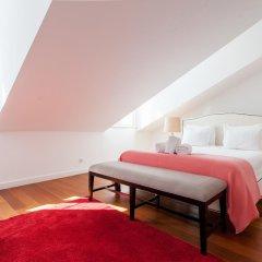 Отель Luxury Suites Liberdade Апартаменты с различными типами кроватей фото 8