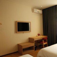 Отель 7Days Inn Shenzhen Xilin Metro Station Шэньчжэнь удобства в номере