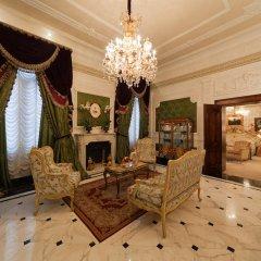Grand Hotel Majestic già Baglioni 5* Президентский люкс с различными типами кроватей