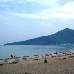 Ariadni Hotel Bungalows пляж