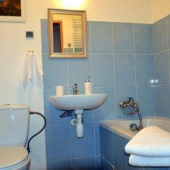 Отель Great Apart Kabaty Польша, Варшава - отзывы, цены и фото номеров - забронировать отель Great Apart Kabaty онлайн ванная