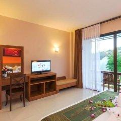 Отель Kata Noi Resort 3* Улучшенный номер с двуспальной кроватью фото 7