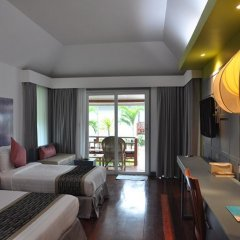 Отель Nakara Long Beach Resort 3* Бунгало фото 4