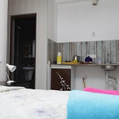 Отель Mia Guest House Tbilisi Апартаменты с двуспальной кроватью фото 14