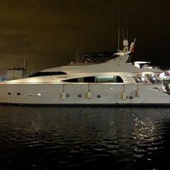 Отель Leigh Yacht Барселона приотельная территория фото 2
