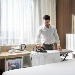 Отель Occidental Praha 4* Полулюкс с различными типами кроватей фото 4