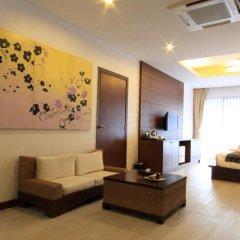 Отель Ramada by Wyndham Aonang Krabi 4* Улучшенный номер с различными типами кроватей