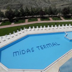 Midas Haymana Termal Hotel Анкара приотельная территория