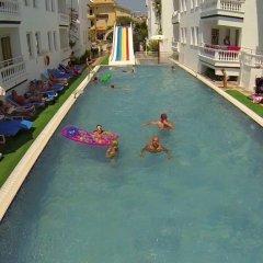 Отель Ceylan Apart Мармарис бассейн фото 3