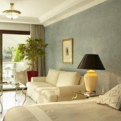 Отель Danai Beach Resort Villas 5* Полулюкс с различными типами кроватей фото 4