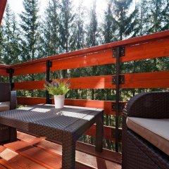 Отель Apartamenty Sun&Snow Kościelisko Residence Косцелиско балкон