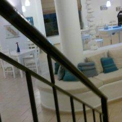 Отель Harmony Hotel Албания, Саранда - отзывы, цены и фото номеров - забронировать отель Harmony Hotel онлайн интерьер отеля фото 2