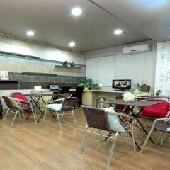 Отель Vestin Residence Myeongdong питание