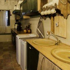 Отель Casa Rural Santa Maria Del Guadiana Сьюдад-Реаль ванная