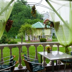 Гостиница Центральная балкон