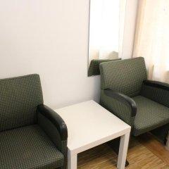 Birka Hostel Стандартный номер с различными типами кроватей (общая ванная комната) фото 7