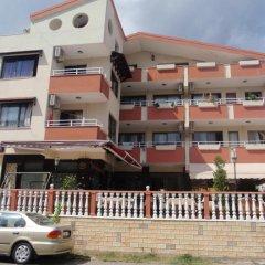 Aloe Apart Hotel парковка