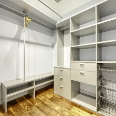 Апартаменты Sky Apartments Rentals Service Студия Делюкс с различными типами кроватей фото 23
