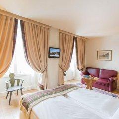Отель Bernina 1865 Швейцария, Самедан - отзывы, цены и фото номеров - забронировать отель Bernina 1865 онлайн комната для гостей фото 3
