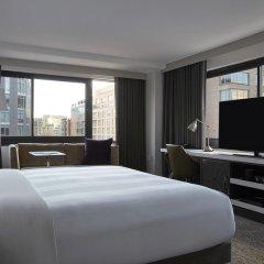 Отель Washington Marriott Georgetown 3* Номер Делюкс с различными типами кроватей фото 2