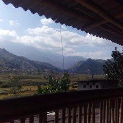 Отель Lolo's Homestay Вьетнам, Шапа - отзывы, цены и фото номеров - забронировать отель Lolo's Homestay онлайн балкон