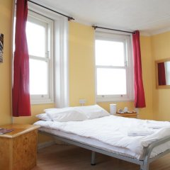 Отель Hostelpoint Brighton Стандартный номер с различными типами кроватей фото 2