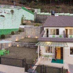 Отель Swayambhu Hotels & Apartments - Ramkot Непал, Катманду - отзывы, цены и фото номеров - забронировать отель Swayambhu Hotels & Apartments - Ramkot онлайн балкон