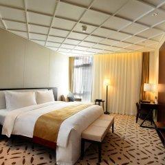 Отель Holiday Inn Resort Beijing Yanqing 4* Улучшенный номер с двуспальной кроватью фото 3