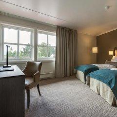 Clarion Hotel & Congress Oslo Airport 4* Стандартный номер с различными типами кроватей фото 6