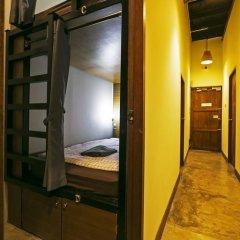 Отель Rachanatda Homestel 2* Кровать в женском общем номере с двухъярусной кроватью фото 6