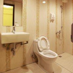 Backpackers Hostel-Ximending branch Стандартный номер с 2 отдельными кроватями фото 4