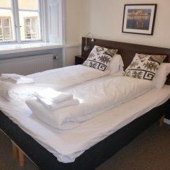 Отель Castle House Inn 2* Стандартный номер с двуспальной кроватью (общая ванная комната)