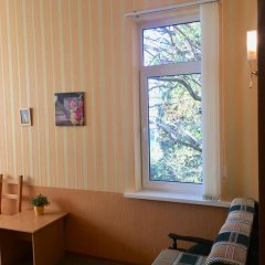 Гостиница Теремок комната для гостей фото 4
