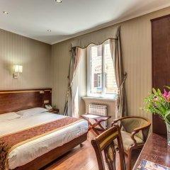Отель B&B Leoni Di Giada 3* Стандартный номер с двуспальной кроватью фото 12