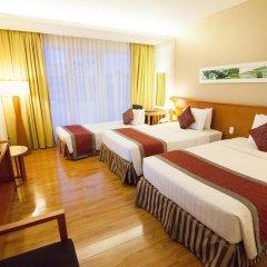 Saigon Hotel 3* Улучшенный номер с различными типами кроватей фото 9